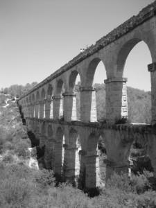 aquaduct in tarragona