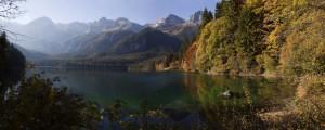 lago di tovel italie